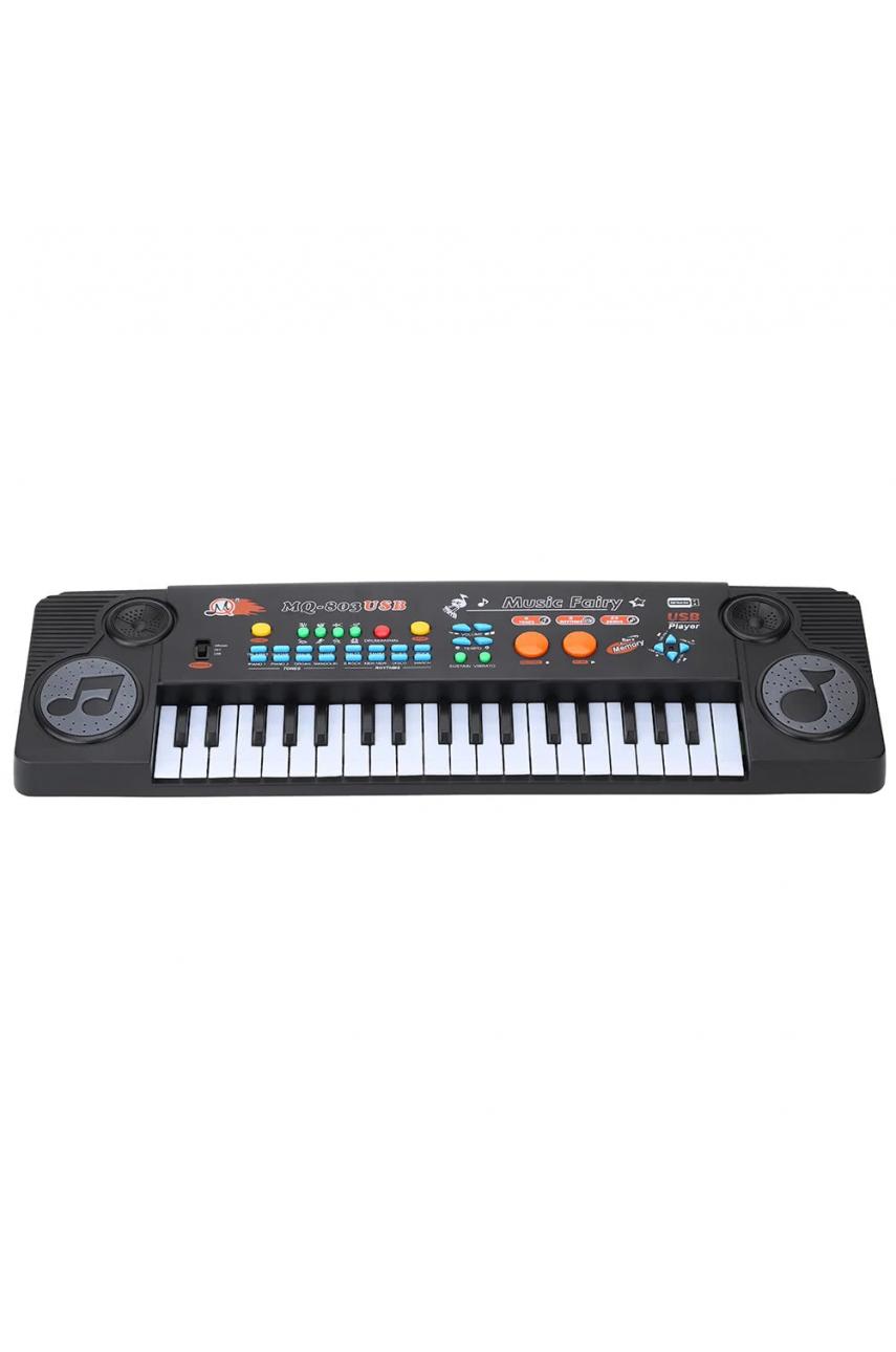 Детский синтезатор пианино MQ-803USB