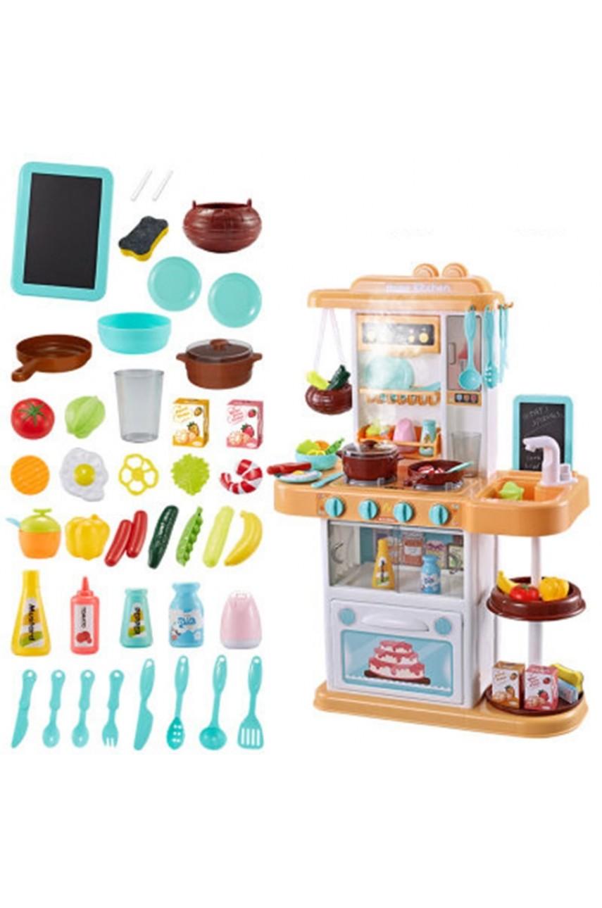 Детская игровая кухня с ПАРОМ И ВОДОЙ 889-151 / 889-183 / 889-184